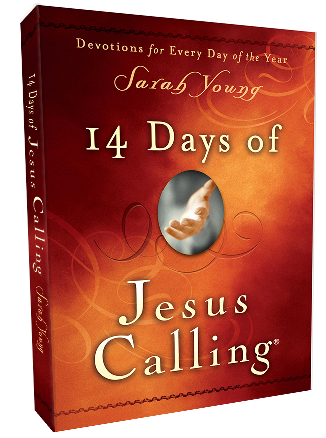 14 Days of Jesus Calling