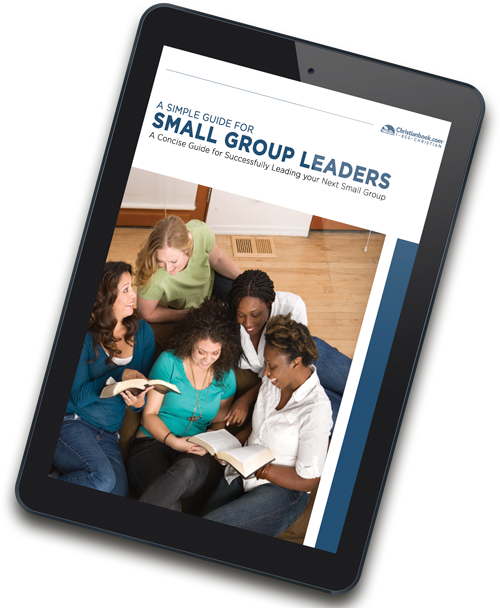 FREE Simple Guide for Small Group Leaders
