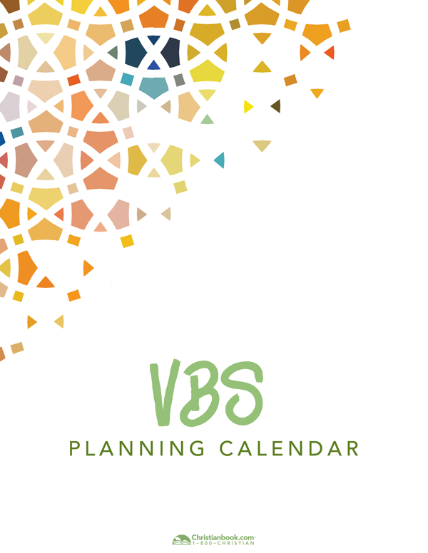 VBS Planning Calendar: A FREE Tool To Help You Succeed
